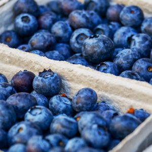 Blueberries for honey